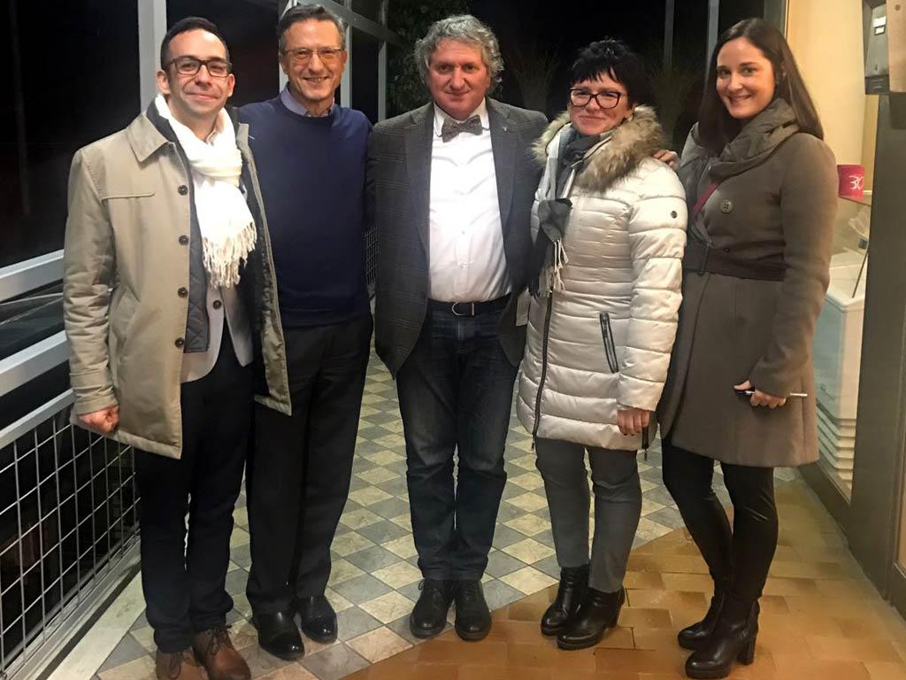 Una delegazione di Isola d'Istria ospite a Tolentino