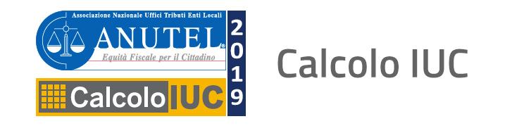 Calcolo IUC Anutel 2019