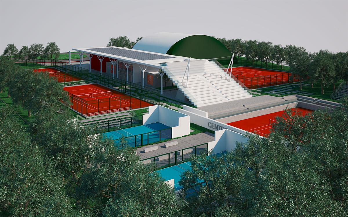 progetto circolo tennis