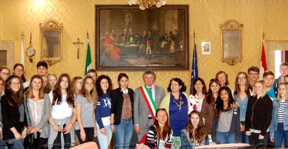 visita studenti tedeschi 2015